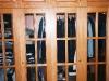 Barretes en los armarios