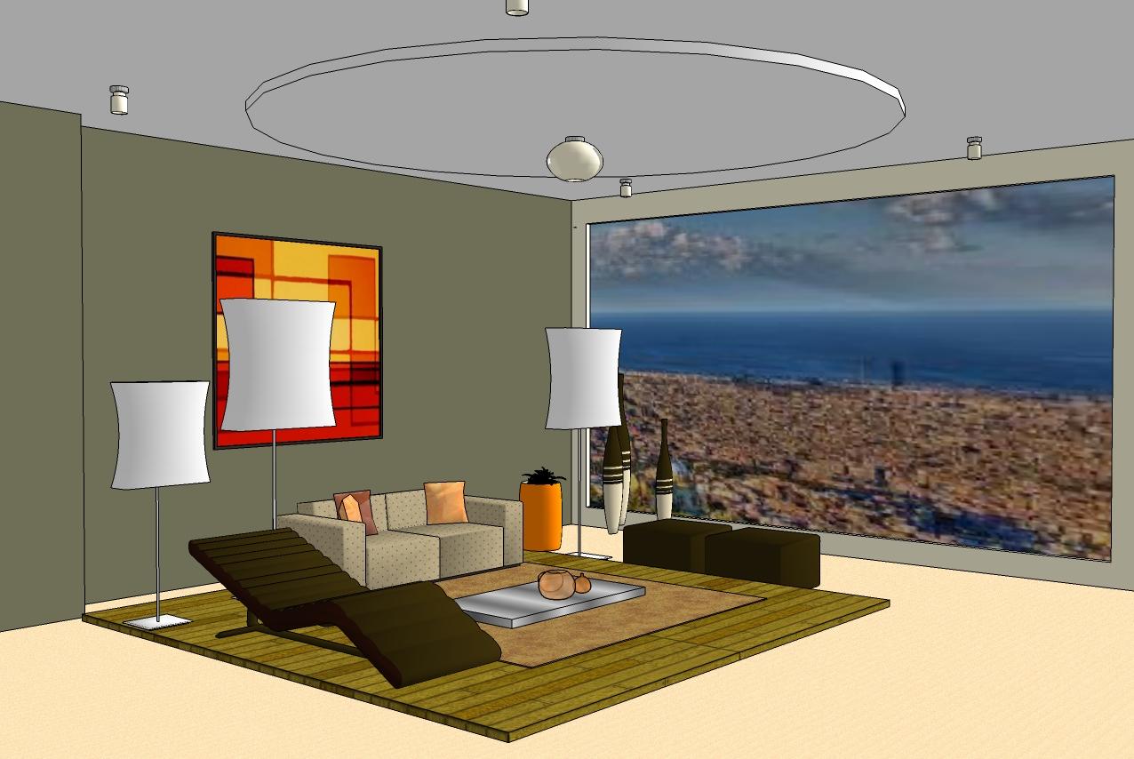 Arquitectura de interiorismo reformas y proyectos de for Quiero estudiar diseno de interiores