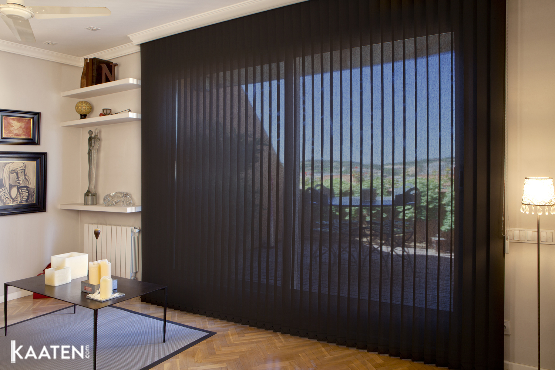 Cortinas para ventanales grandes gallery of cortinas - Cortinas para ventanales grandes ...